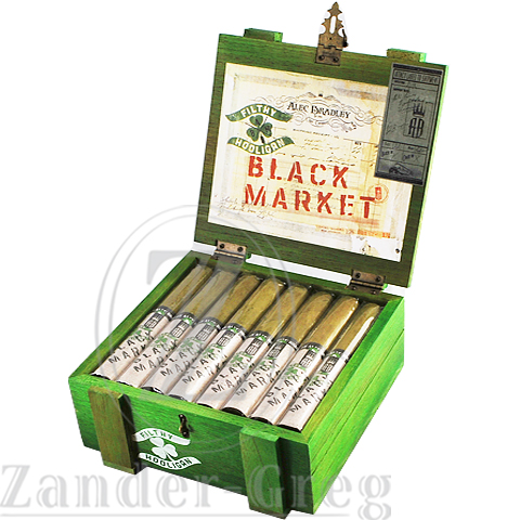 Alec Bradley Black Market Filthy Hooligan - Box of 22