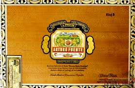Arturo Fuente Chateau King B, Torpedo - Box of 18