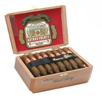 Arturo Fuente Hemingway Short Story - Box of 15