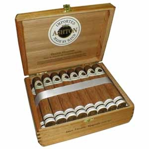 Ashton Double Magnum, Box of 25 - Rated 89