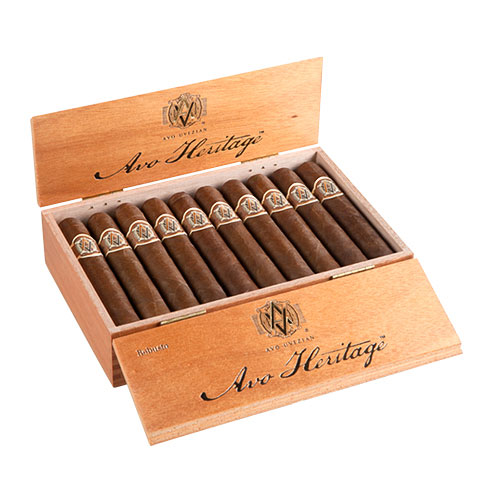 Avo Heritage Robusto - Box of 20 - Rated 90