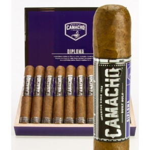 Camacho Diploma Robusto - Box of 10