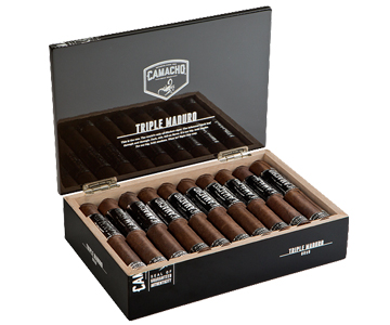 Camacho Triple Maduro Robusto - Box of 20