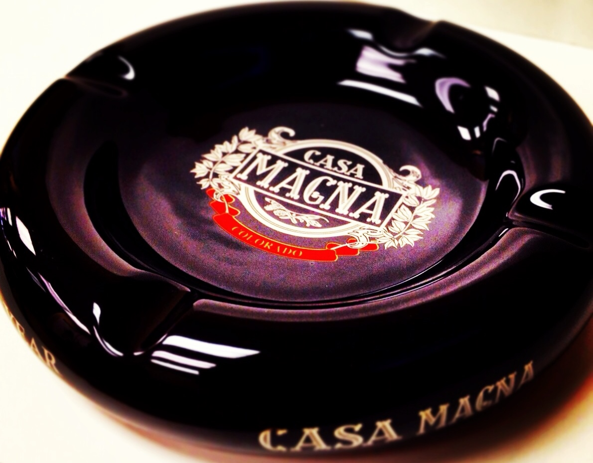 Casa Magna Ceramic Ashtray