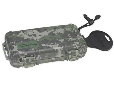 Cigar Caddy Camo Edition - 5 Cigar Case