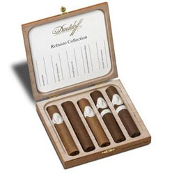 Davidoff Robusto Collection - 5 Cigars