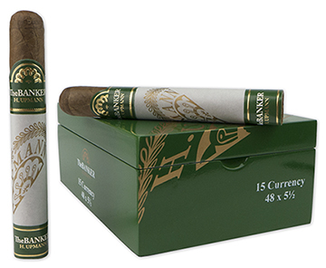 H. Upmann Banker Currency - Box of 15