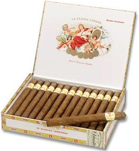 La Gloria Cubana Gloria, Natural - Box of 25