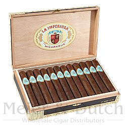 La Imperiosa by Crowned Heads Corona Gorda - Box of 24