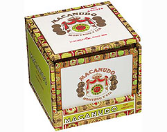 Macanudo Cafe Ascots - 10 tins of 10