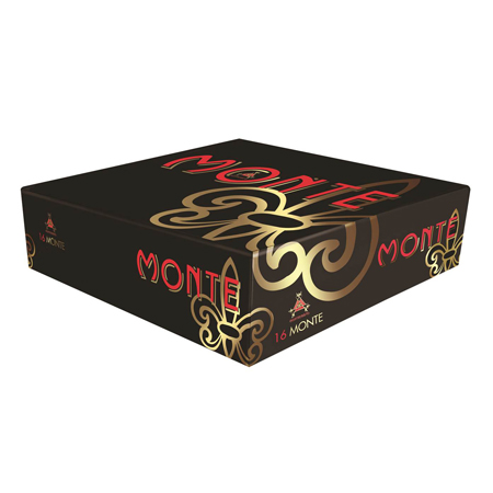 Monte by Montecristo 6 x 60 - 5 Pack