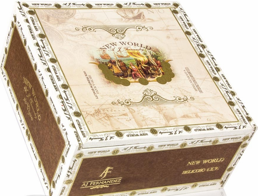 New World Connecticut Belicoso - Box of 20