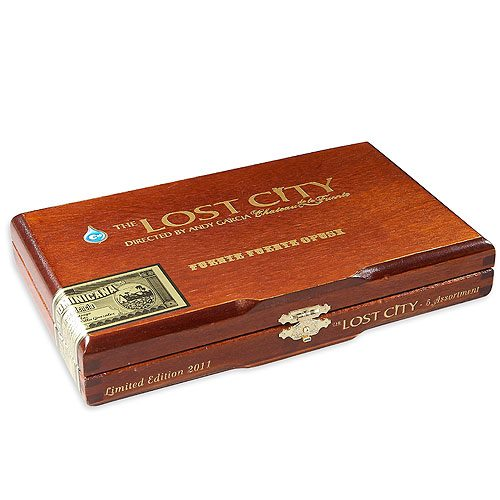 OpusX Lost City Pyramide - Box of 10