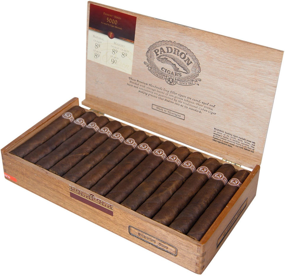 Padron Churchill, Maduro  - Box of 26