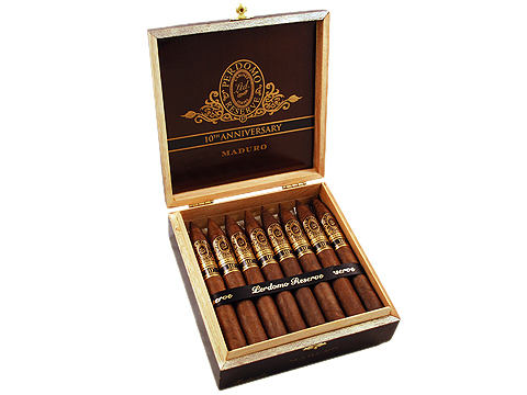 Perdomo Reserve Champagne Noir Torpedo - Box of 25