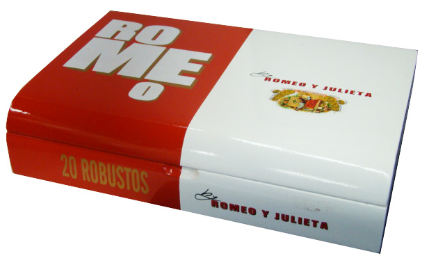 Romeo by Romeo y Julieta Robusto - Box of 20