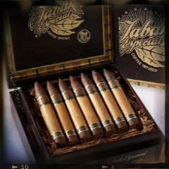 Drew Estate Tabak Belicoso, Especial Limited Cafe con Leche - 5 Pack