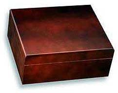 35 Cigar Humidor, Factory Second