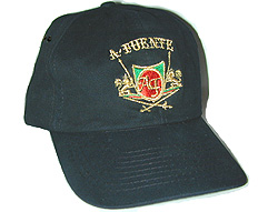 Arturo Fuente Embroidered Ballcap - Black