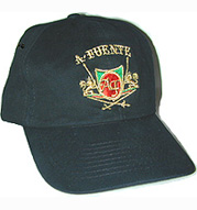 Array Embroidered Ballcap