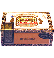 Array Spanish Lonsdale,  Naturals - Box of 25