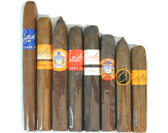 Handcrafted Bahia 8 Cigar Selection