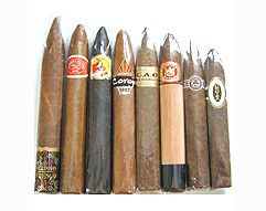 Handmade Belicoso Sampler - 8 Superb Shaped Cigars!