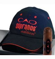 CAO Sopranos Limited Edition Ballcap