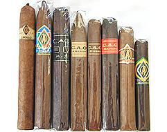 CAO Sopranos Limited Edition CAO 8 Cigar Sampler - All Rated 90+