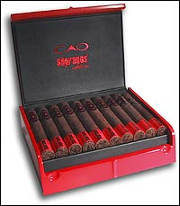 CAO Sopranos Limited Edition Soldier - Box of 20