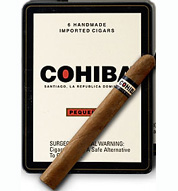 Cohiba Red Dot Pequenos - 5 tins of 6 (30 minis)