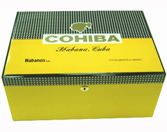 Cuban Cohiba Humidor, Limited Edition