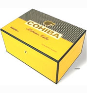 Cohiba Red Dot Cuban Cohiba Humidor, Limited Edition