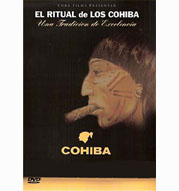 Cohiba Red Dot DVD - La Ritual de Los Cohiba - Documentary Film