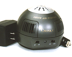 Csonka Smoker Cloaker Air Purifier - up to 500 sq. ft.