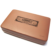 El Rey Del Mundo (Cuba) Cuban Seal Travel Case Humidor - Napa Leather