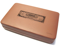 Habano Cuban Seal Travel Case Humidor - Factory Second