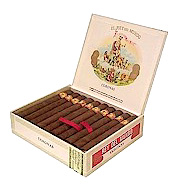 El Rey del Mundo Double Corona, Natural - Box of 20