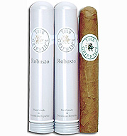 Griffins by Davidoff Robusto Tubo (Natural) - 5 Pack
