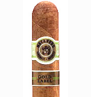 Macanudo Gold Label Shakespeare, Limited Edition - 5 Pack
