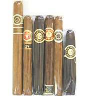 Array 6 Cigar Sampler