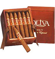 Oliva Serie V Torpedo - Box of 24, Rated 94 by Cigar Aficionado!