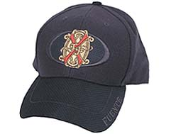 MG Opus X Embroidered Hat - Black