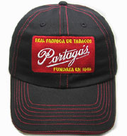 Partagas Factory Sign Ballcap - Rare!