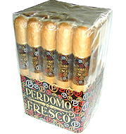 Perdomo Fresco Toro, Connecticut Shade - Bundle of 25