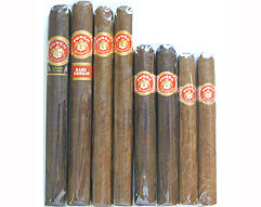 Handcrafted Punch - 8 Cigar Sampler - Including Rare Corojo!
