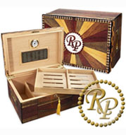 Rocky Patel Olde World Reserve - Humidor - 100 Cigar Capacity