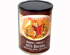 Romeo y Julieta Coffee 1875 Havana Blend, 20oz.