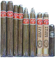 Romeo y Julieta Reserve Seleccion 9 Cigar Sampler