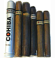 Cohiba Black Seleccion Suprema - 6 Cigar Sampler